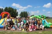 Piknik rodzinny z okazji Dnia Dziecka